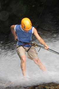 Abseiling Limousine Hire