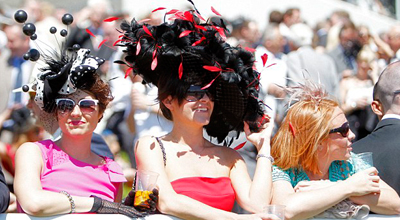 Ladies Day - Royal Ascot Limo Hire 2013