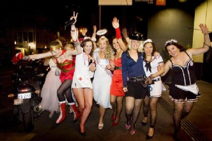 Banbury Hen Night Limo Hire