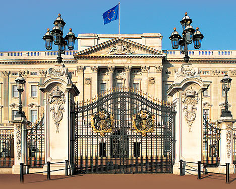 Buckingham Palace Limo Hire