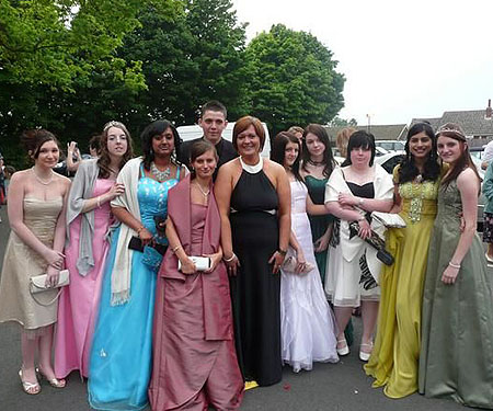 School Prom Coventry Limo Hire