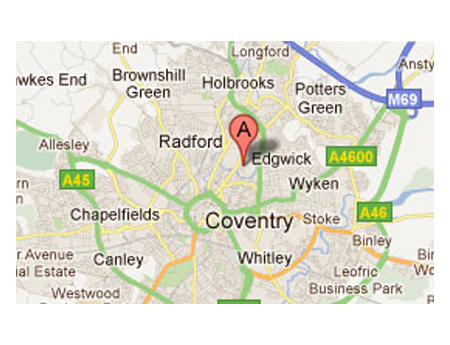 Tour of Coventry Limo Hire