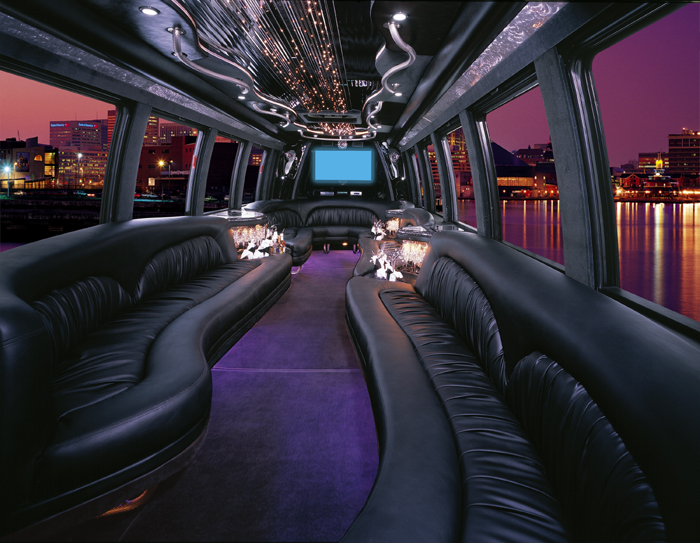 Corby Party Bus Limo Hire