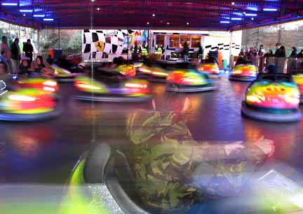 Limousine Hire Extreme Dodgems