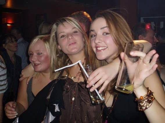 Daventry Girls Night Out Limo Hire