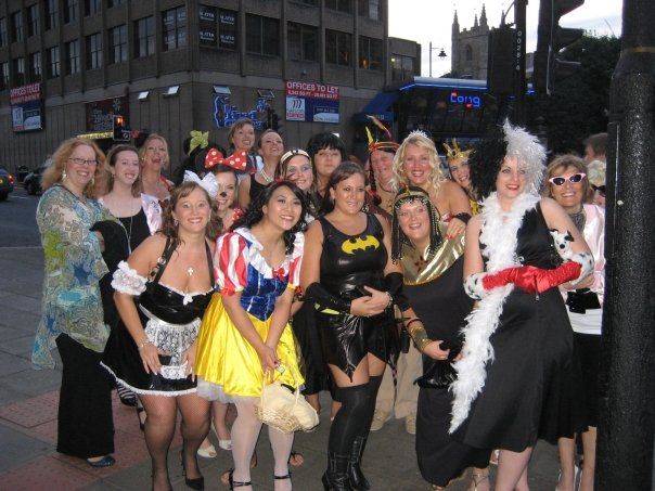 Daventry Hen Night Limo Hire