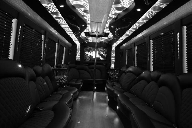 Daventry Party Bus Limo Hire