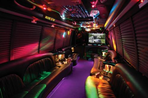 Hinckley Party Bus Limo Hire