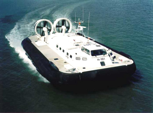 Limo Hire Hovercraft