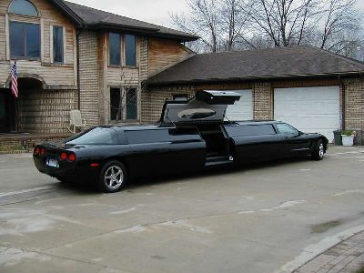 Lincoln Black Limo Hire