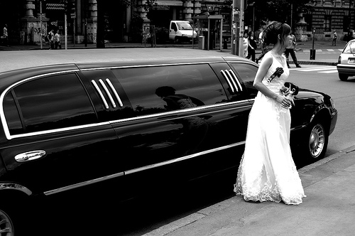 Mansfield Black Limo Hire