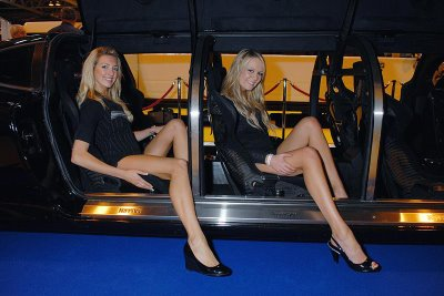 Nottingham Black Limo Hire