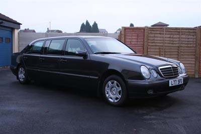 Nottingham Funeral Limo Hire