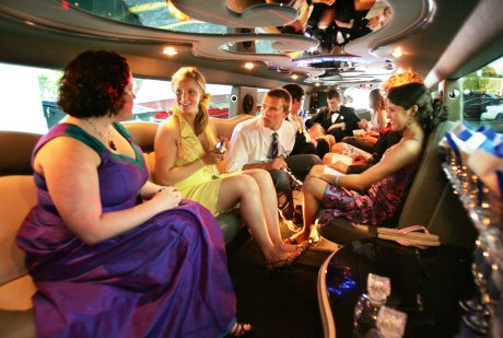 Oxford School Prom Limo Hire Limo Hire