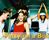 Party Bus Northampton Limo Hire