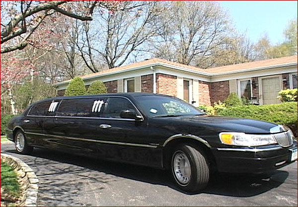 Reading Black Limo Hire