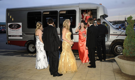 Party Bus School Prom Limo Hire