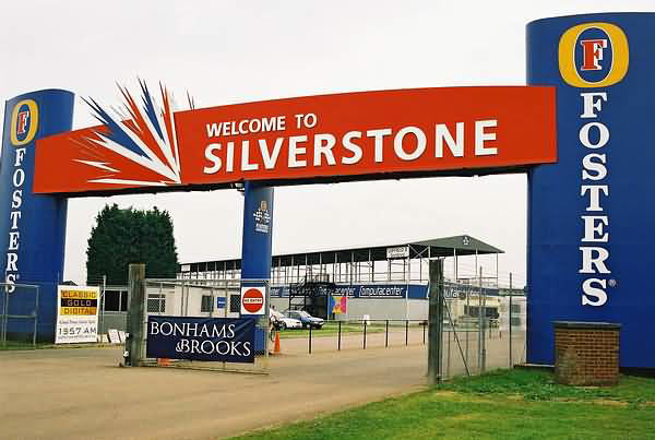 Limo Hire Silverstone F1