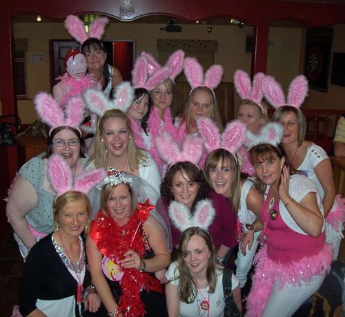 Solihull Hen Night Limo Hire