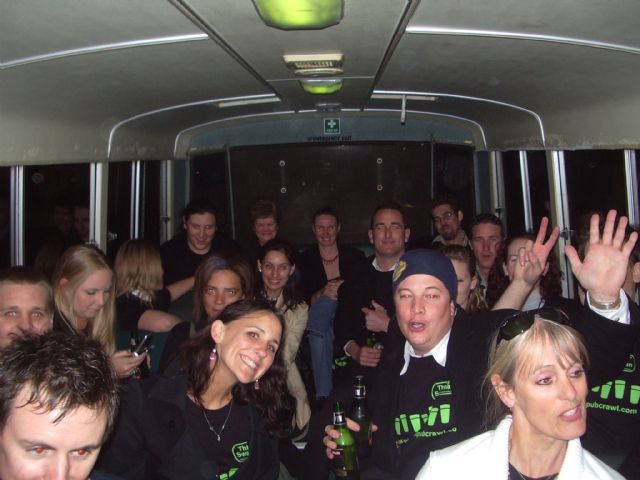 Stoke on Trent Party Bus Limo Hire
