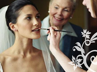 Limo Hire Wedding Make-Up