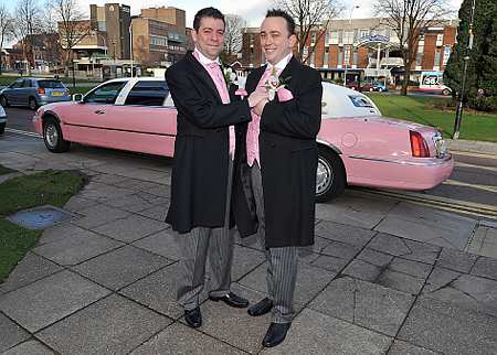 Watford Pink Limo Hire