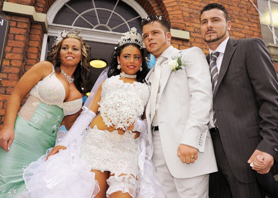 Wolverhampton Wedding Limo Hire