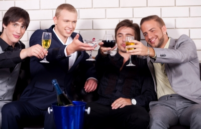 Stag Night Limo Hire