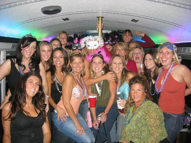 Watford Party Bus Limo Hire