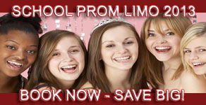 Kettering School Prom Limo Hire 2013