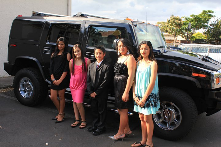 Limo Hire Birthday Party Nottingham