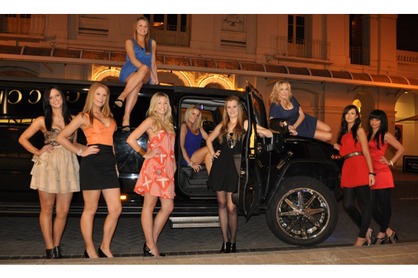 Hummer Limo Hire Solihull Nights Out